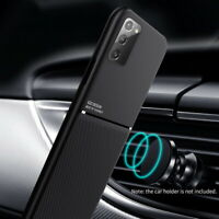 For Samsung S20 FE Note 20 Ultra A21S A71 ShockProof Magnetic Leather Case Cover