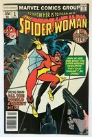 Spider Woman #1 - Marvel 1978 Origin of Spider Woman High Grade NM