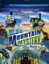 Thomas and Friends: Blue Mountain Mystery the Movie [New Blu-ray] With