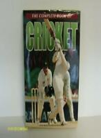 The Complete Book of Cricket: The Definitive Illustrated Guide to World Cricke,