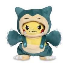 Pokemon Center Plushie Snorlax Pikachu Plush Doll Stuffed Toys 8 inch Gift