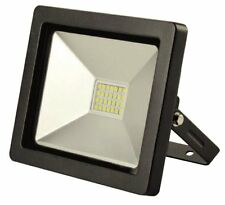 20W Emco LED Floodlight Outdoor Garden Security Patio Low Energy IP65 Light 865