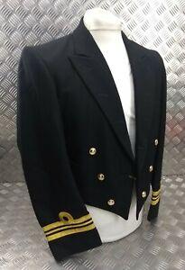 Genuine British Royal Navy RN Officers Mess Dress Ceremonial Jacket No.2B