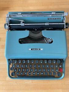 macchina da scrivere olivetti lettera 22 marcello nizzoli
