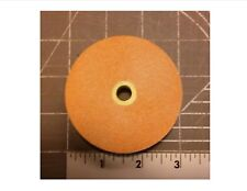 """3"""" x 3/4"""" Fine Grinding Stone Wheel with 3/8"""" Hole For Bench Grinders"""