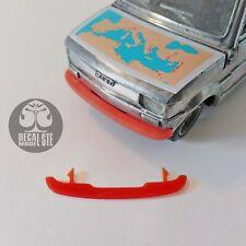 FIAT 126 RAID MEBETOYS - PARAURTI ANTERIORE - 1/25