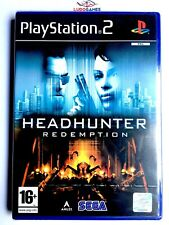 Headhunter Redemption PS2 Videogame PALUK Playstation Retro Brand New Sealed