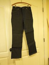 NWT Men's Wrangler Jeans Regular Fit Straight Leg Heavyweight Cotton Size 34/32