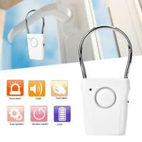 Portable Door Sensor Alarm Door Handle Touch Alarm 120dB Anti-theft Alarm system