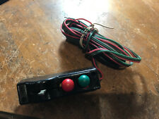 LIONEL 022 / o22 controllers with very long wiring and working well .. very nice