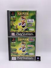 Playstation 1 / PS1 - Rayman Junior Lernen