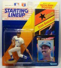 1992  JUAN GONZALEZ - Starting Lineup - SLU - Sports Figurine - TEXAS RANGERS