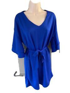 Select royal Blue Dress Size 12