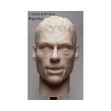 Custom 1/6 Scale Jean-Claude Van Damme Head - Bloodied KICKBOXER