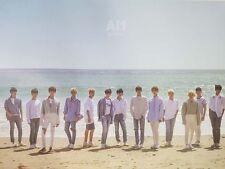 """KPOP : """" SEVENTEEN """" Official Poster ; < A l 1 > ver A"""