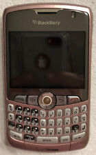 PINK Verizon BlackBerry Curve 8330 Smartphone. MINT! Box With Parts!