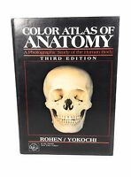 Color Atlas of Anatomy: A Photographic Study of the Human Body. 3rd Edition