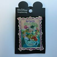 WDI - HKDL - Fantasyland Attraction Poster Mad Hatter Tea Cups Disney Pin 41290