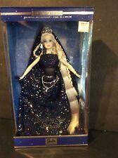 2000 Mattel Barbie EVENING STAR PRINCESS Celestial Collection 27690 NRFB