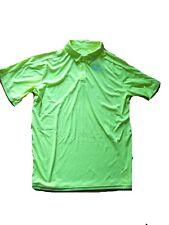 NWT Boys Youth Nike Court Dri-Fit Short Sleeve Tennis Polo Shirt Volt XL 642071