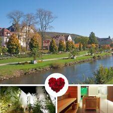 2 Tage Kuschelnacht & Wellness Bad Kissingen 4★ Hotel Ullrich Bayern Kurzurlaub