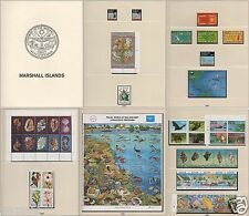 VENDO Favolosa collezione di francobolli delle Isole Marshall e Palau + Omaggio!