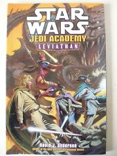STAR-WARS : JEDI ACADEMY - LEVIATHAN. SOFTCOVER TP/GN