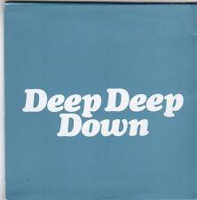 (FI602) Hepburn, Deep Deep Down - 1999 DJ CD