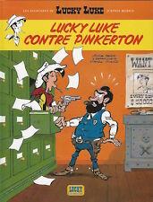 Lucky Luke contre Pinkerton • EO • TBE