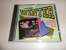 CD Johnny Winter – Golden Days of Rock 'n Roll