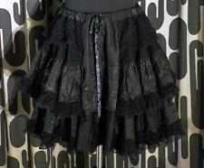 h.NAOTO GRAMM Goth Punk Petticoat Skirt Gothic Lolita Jrock VK BPN Elegant Rock