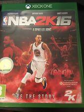 NBA 2K16 Xbox One (2015)