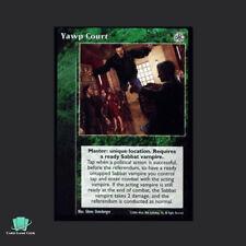 BCP Reprint Hunter 1x Carlton Van Wyk Vampire Eternal Struggle VTES No ANT