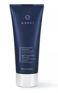 Monat Smoothing Deep Conditioner 6 fl oz w/ Rejuveniqe for Frizzy Hair - NEW
