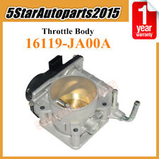 16119-JA00A Throttle Body Chamber for Nissan Altima Rogue Sentra 2.5L 2007-2012