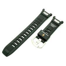 Genuine Casio Black Watch Band Strap Pro-Trek PRG-130-1V PRW-1500-1V PRW-1500J-1