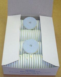Simo ZDag 101 .Replacement blue pads. Quantity 100.