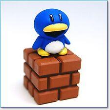 Furuta Wii 2 Super New Mario Bros Egg Penguin & Block