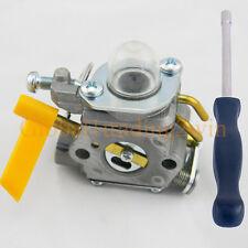 Carburetor Carb For Homelite Ryobi Trimmer Zama RY30530 TOOL Free