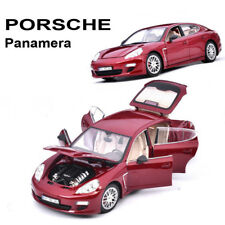 For Porsche Panamera 1:18 Scale Diecast Model Car Toy Collection Wine New in Box