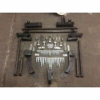 1964 - 1970 Ford Mustang Bolt-in Deluxe 4-Link kit - NO SHOCKS GT 5.0 Assembly