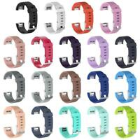 Soft Silicone Replacement Wristwatch Band Watch Strap Belt for Fitbit Charge 2