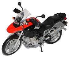 BMW R1200 R 1200 Gs R1200gs 2006 Rot Schwarz 1/12 New Ray Motorradmodell Motorra