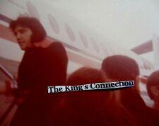 VTG ORIGINAL-PHOTO-ELVIS PHILADELPHIA, PENNSYLVANIA 1974 AIRPORT DIANE DUSSELL 2