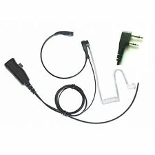 Throat Microphone with Dual Sensor For Maxon SL25 SL55 Icom IC-F12 IC-F22 etc