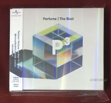 Perfume The Best P Cubed 2019 Taiwan 3 CD+DVD+104P booklet