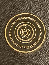 John Wick High Table Adjudicator Coin!! Highest Quality!