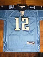 Tennessee Titans Justin Gage Sewn Premier EQT NFL Football Jersey Size MEDIUM