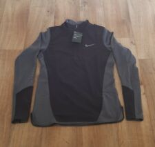 BNWT Women's Nike Aeroreact Hybrid Half Zip Top. UK Size Small.