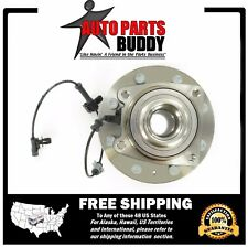 1 Silverado 2500HD 3500HD Front Wheel Hub Bearing Assembly 4WD Single Rear Wheel